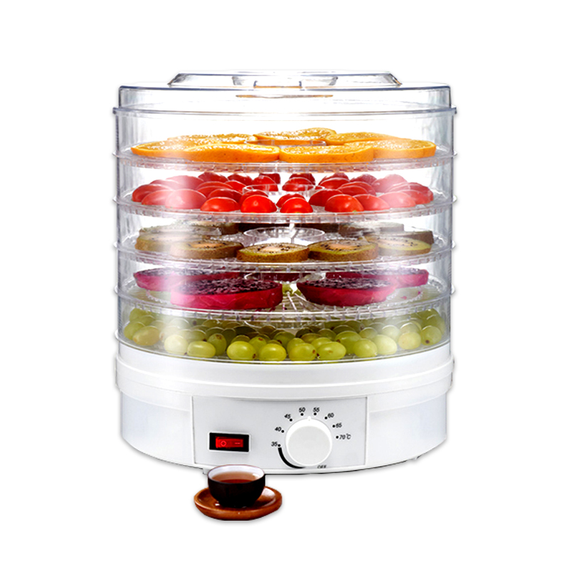 5 Layer Extremely Fast Miniature Fruit and Tea Dryer Machine Pet Food Dehydration Air Dryer Fruit and Vegetable Dryer Dehydrator5 Layer Extremely Fast Miniature Fruit and Tea Dryer Machine Pet Food Dehydration Air Dryer Fruit and Vegetable Dryer Dehydrator