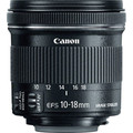 Canon  EF-S 10-18mm f/4.5-5.6 IS STM Lens for Canon 450D 550D 650D 700D 760D 60D 70D 80D 7D T3i T5i