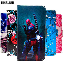 Wallet Case For Xiaomi Mi 9 SE 9T 8 A3 A2 Lite Redmi K20 8A 7A 6A 5plus Note 8 Note 7 Note 6 Note 5 Pro Flip Leather Case Funda cheap LIHAIJUN Wallet Cartoon PU Leather Flip Case Floral Animal With Card Pocket Kickstand Dirt-resistant Book Design PU Leather wallet case with card holder