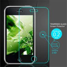 Ultra Thin 0 2mm Premium Explosion Proof Tempered Glass Screen Protector Film for Apple iPhone 3