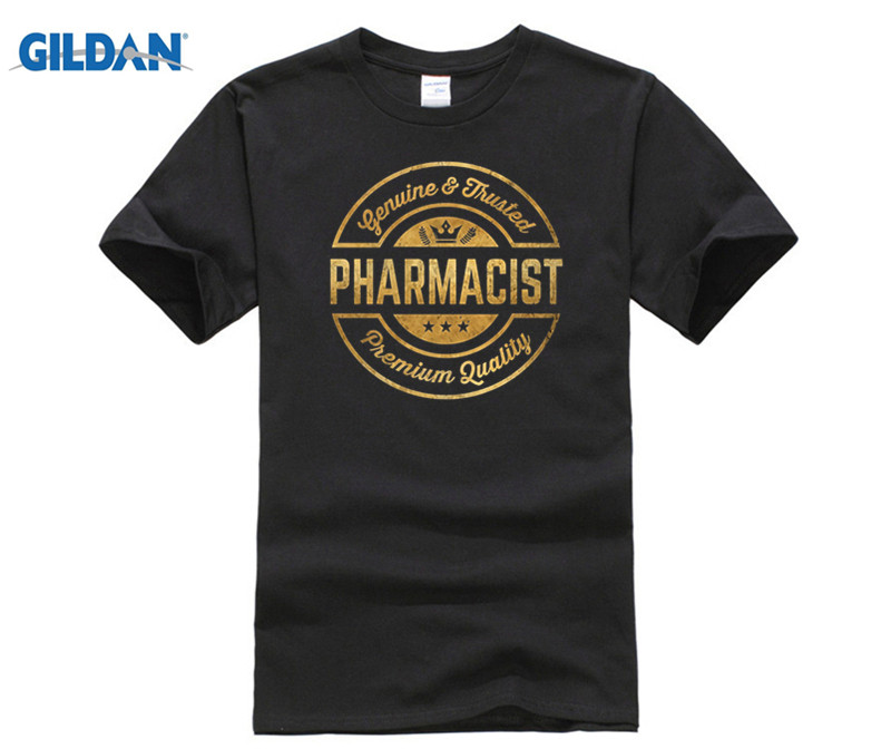 GILDAN Pharmacist Shirts Genuine trusted Pharmacy Gift T-Shirt sunglasses women T-shirt