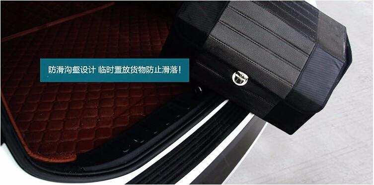 Car Rear Bumper Scuff Protective Stickers For honda civic 2016 chevrolet cruze audi a3 q7 mazda 6 3 toyota corolla accessories stickers for honda civic protection sticker sticker for honda - title=