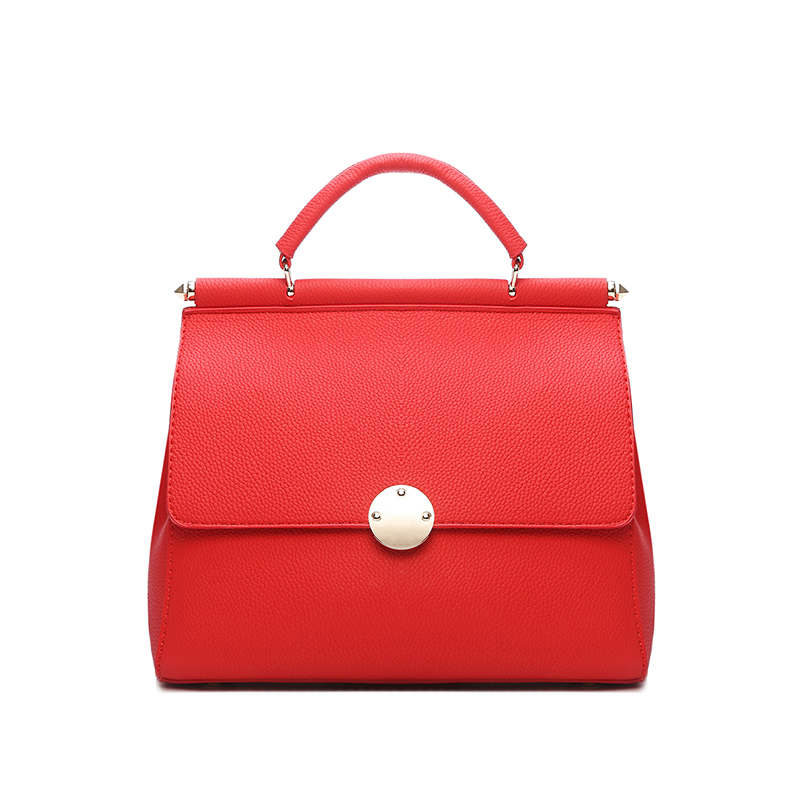 2018 Amasie New Arrival Leather Handbag Luxury Red Fashion Design Lady Wedding Purse Small Tote 2 Size EGT0344 new cast iron tattoo machine liner