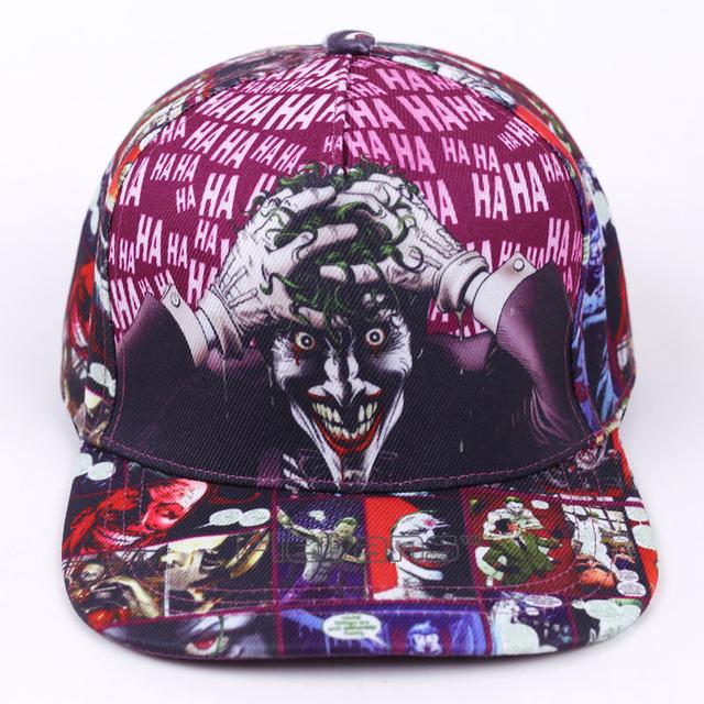 Batman Snapback The Joker