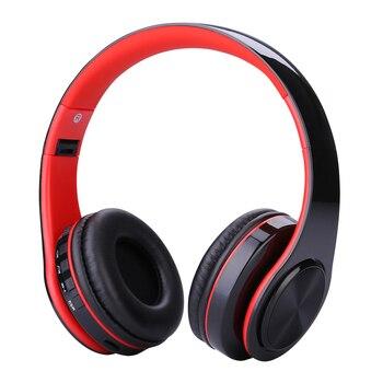 SikkiS Bluetooth 4.2 Casque Super Basse Sport Casque Sans Fil Et Fil Avec Micro Support Stéréo Carte TF HiFi BH-05