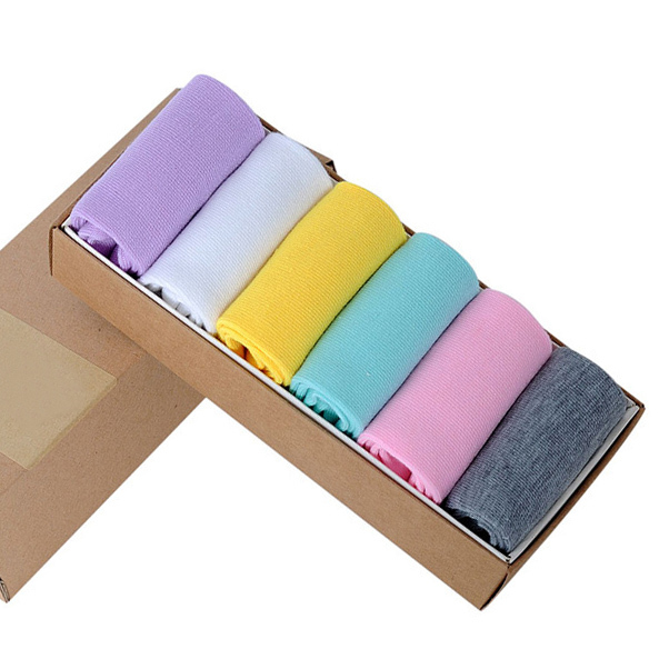 10 Pieces= 5 Pairs Fashion New Colorful Design Women's Socks High Quality Spring Summer Winter Solid Color Sock Free Shipping