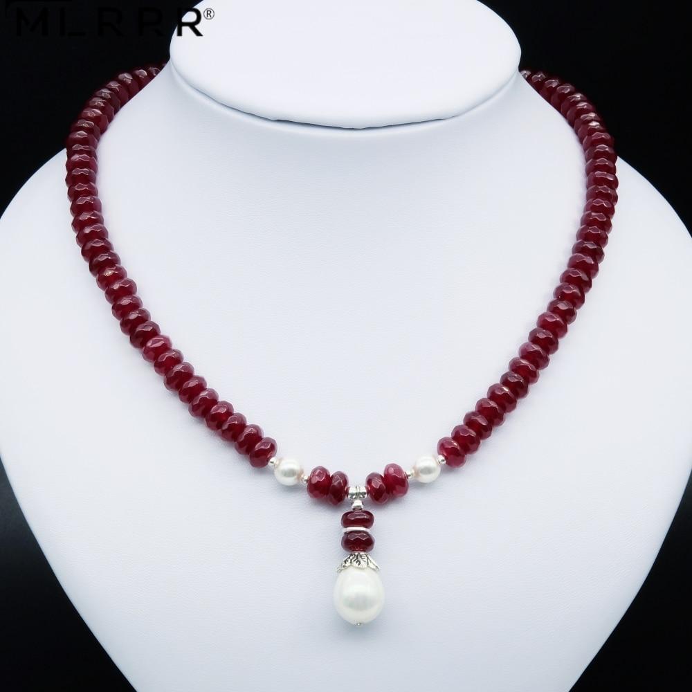 1c1038f1a2a8 Joyería-de-piedra-Natural-elegante-y-Noble-rojo-rubíes-collar -de-cuentas-con-concha-perla-colgante.jpg