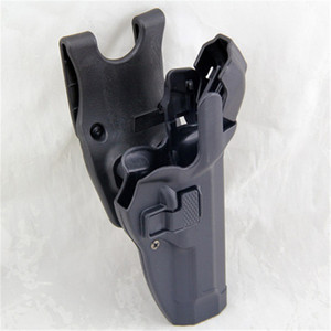 Image 2 - טקטי סרפה רמת 3 שמירת נעילה אוטומטית Duty אקדח אקדח נרתיק יד ימין מותניים חגורת לולאה לרטה 92 96 m9 M92