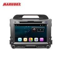 MARUBOX M201R16 Android 6.0 Car Multimedia Player Stereo For Kia Sportage 2010 + DVD/Bluetooth/Radio/Audio Mirrorlink Capacitive
