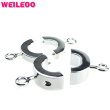 phallus pendant delay cock ring stainless steel penis ring cockring ball stretcher adult sex toys for