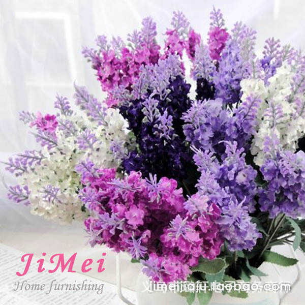10 bouquets pack provence lavender artificial flowers silk flowers 10 bouquets pack provence lavender artificial flowers silk flowers wholesale 4 colours available in artificial dried flowers from home garden on mightylinksfo