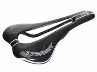 Carbon Fiber Saddle Bicycle Cycling Bike Road MTB Seats Light Weight Black 3k Glossy Matte Carbon