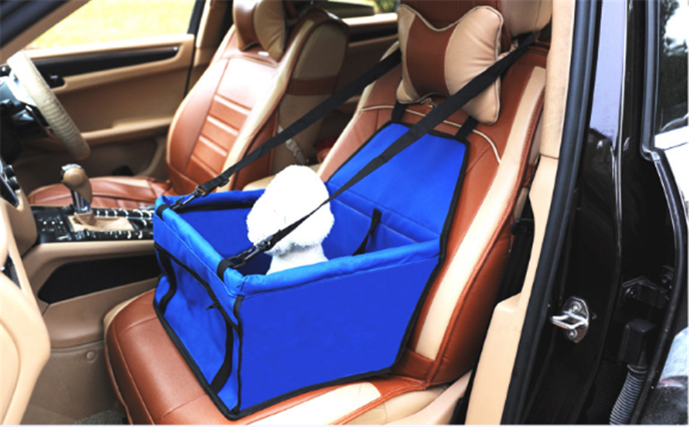 Auto-interieur anti-vuil pad voorstoel voorste rij kleine en middelgrote hond kat voor Ford Shelby SYNus Koning GTX1 Freestyle Fairlane