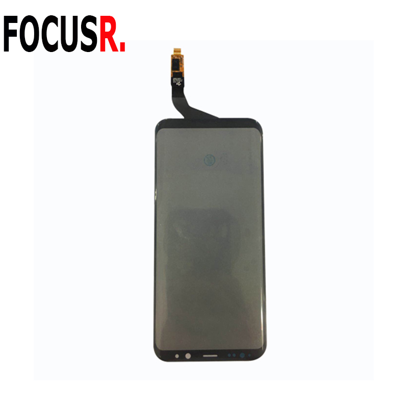 FOCUSR. For samsung galaxy S8 Plus G955 Touch Panel Original Touch Screen Digitizer Front Glass Sensor For Touch screen partsFOCUSR. For samsung galaxy S8 Plus G955 Touch Panel Original Touch Screen Digitizer Front Glass Sensor For Touch screen parts