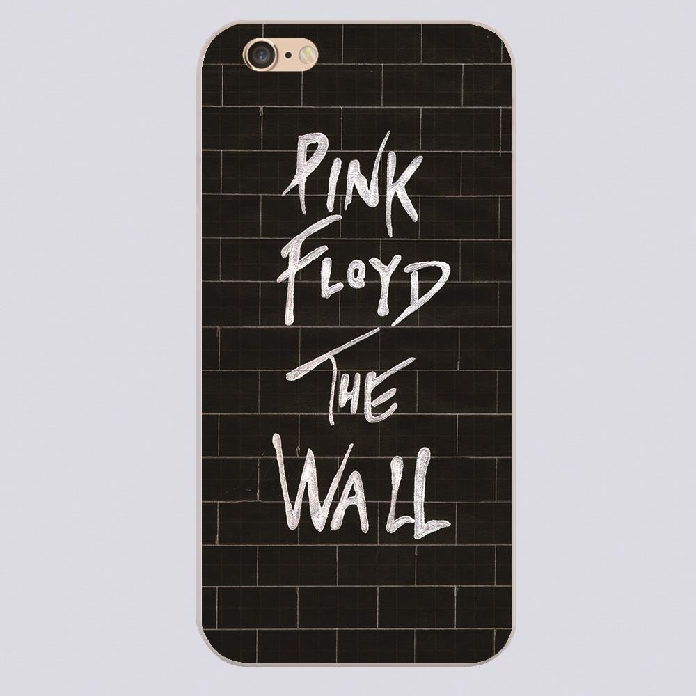 black wall pink floyd the wall Cover case for iphone 4 4s 5 5s 5c 6 6s plus samsung galaxy S3 S4 mini S5 S6 Note 2 3 4