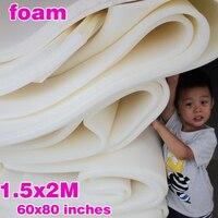 Foam Rubber Slab High Density Foam Upholstery Foam Cushion 2cm Thick Size 78 X58 150cm X