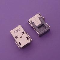 2 stuks DC Power Jack Socket Opladen Port Charger Connector voor Asus Eeebook E202S E202SA E202SA3050
