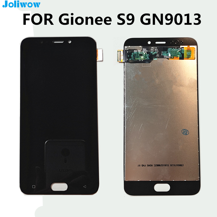 FOR Gionee S9 GN9013 LCD Display Touch Screen Digitizer Assembly Replacement Accessories For Phone 5 5