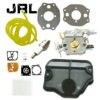 Carburetor Fuel Line Repair Kit Air Filter Spark Plug Fit Husqvarna 137 41 136 141 137