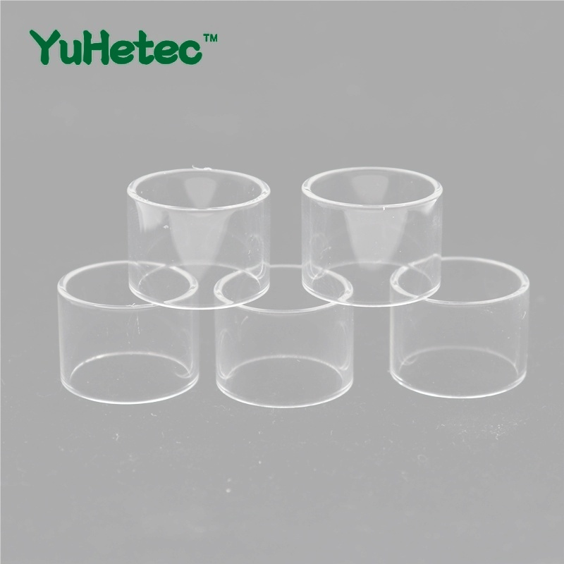 5PCS Original YUHETEC Replacement Glass TUBE for <font><b>Solomon</b></font> <font><b>2</b></font> <font><b>RTA</b></font> Tank 3.5ml image