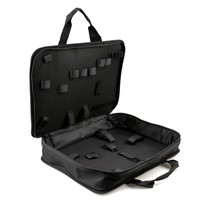 600D Portable Thickening tool bag Multi Divided Electrician Tool Storage Bag Hardware instrument case Tool Bags     -