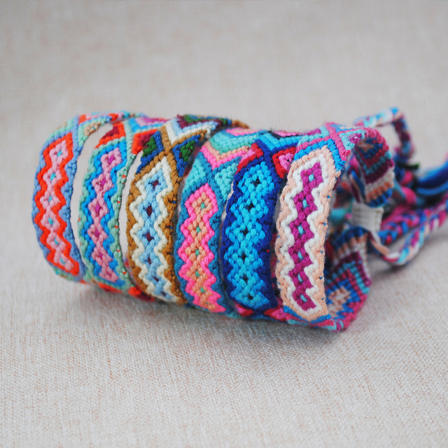 Friendship boho bracelet 4