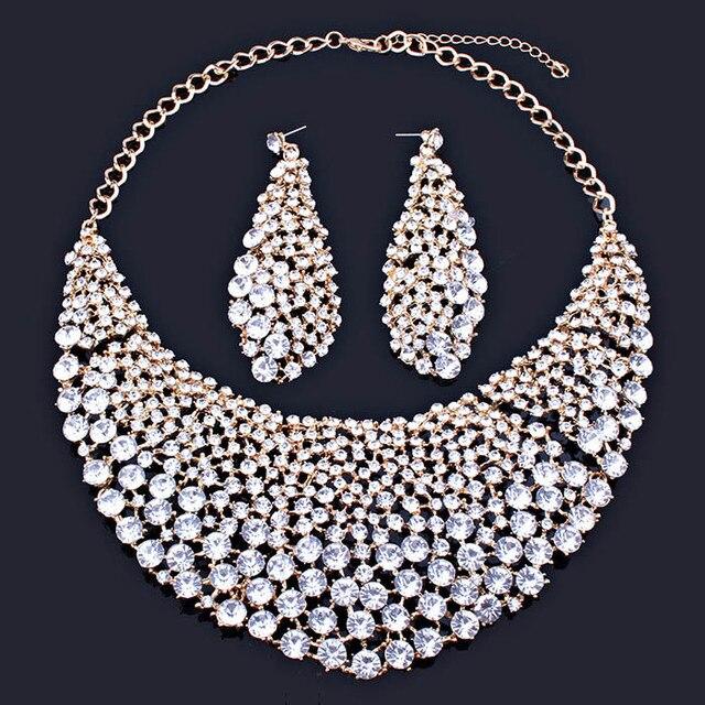 FARLENA Jewelry Full Clear...