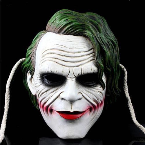 Batman Bat Man Dark Knight Full Face Resin Mask Adult Masquerade Party Halloween Cosplay Costume Mask Toy