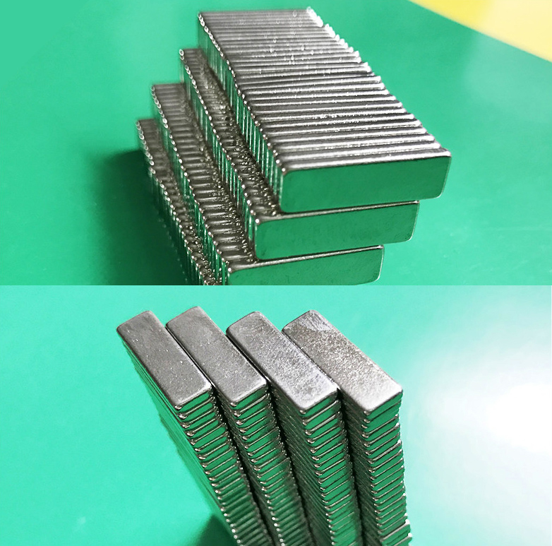 wholesale 40PCS 20 6 2mm strong moto magnet magnets 20x6x2mm in Magnetic Materials from Home Improvement