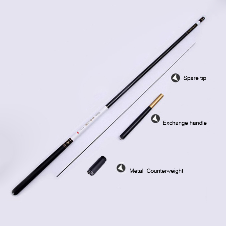 Taiwan fishing rod export to Japan genuine carp rod 7.2 m 28 ultralight superhard carbon genuine taiwan research anv time relay ah2 yb ac220v