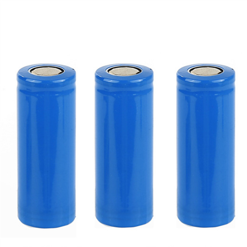 <font><b>18500</b></font> <font><b>Battery</b></font> 3.7V 3000mAh <font><b>li</b></font>-<font><b>ion</b></font> Rechargeable <font><b>Battery</b></font> image