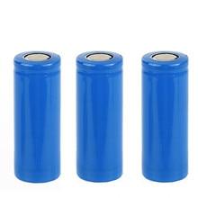 18500 Battery 3.7V 3000mAh li-ion Rechargeable