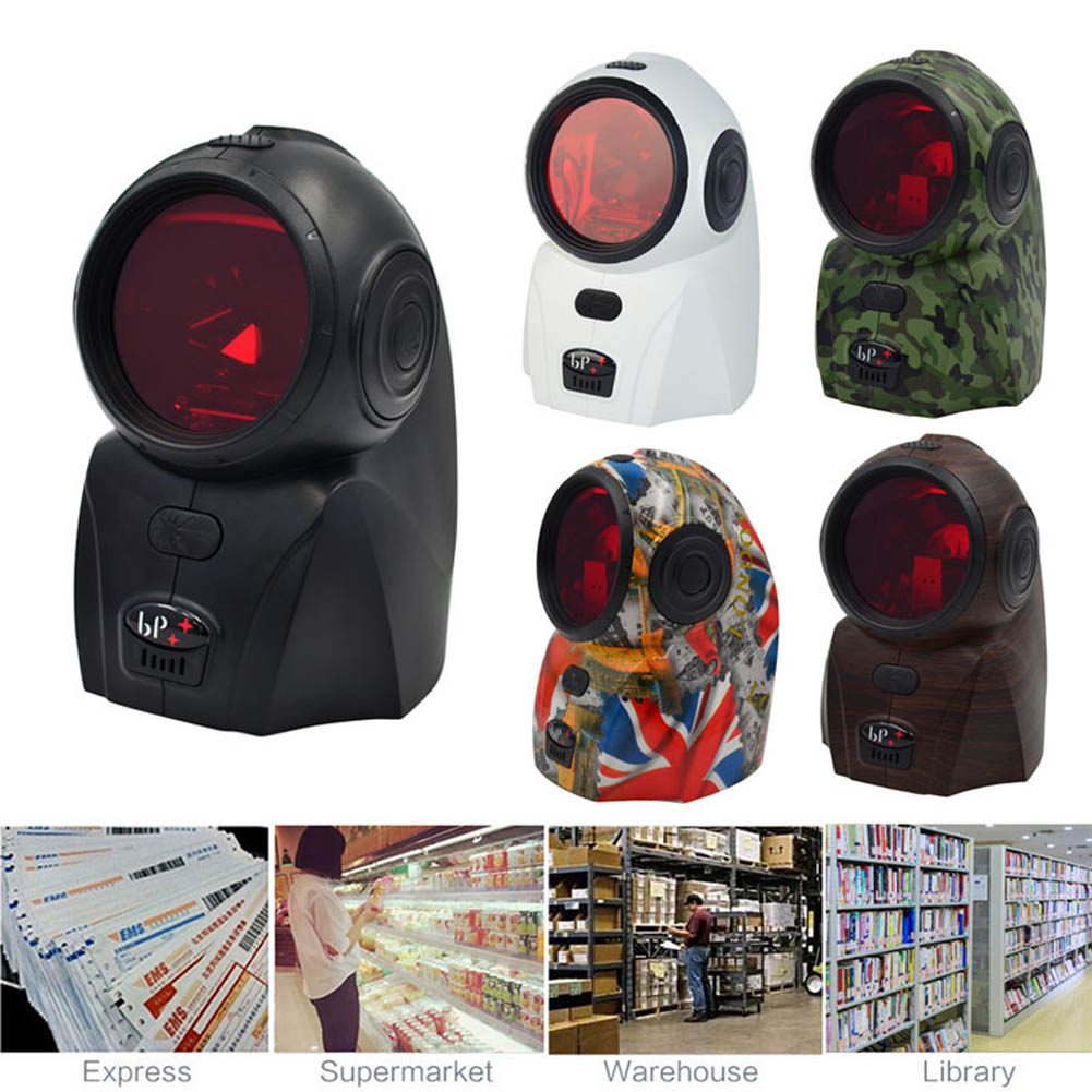 BP-2082-HJ-1 Всенаправленный сканер штрих-кода 120/20 линий Desktop штрих-кодов для розничного магазина супермаркета XXM8