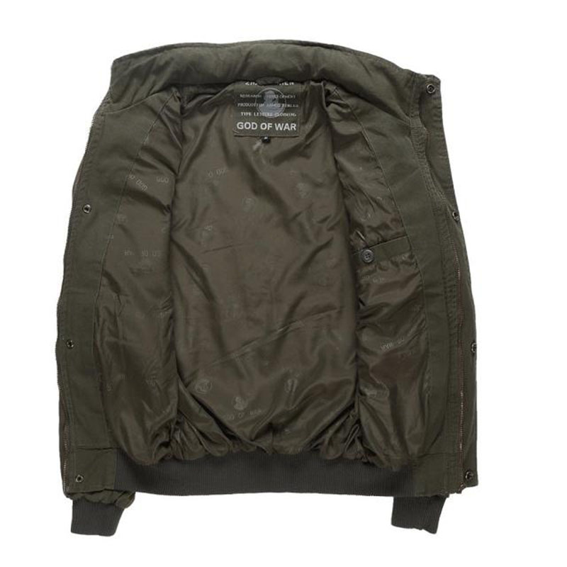 Nouveau militaire hommes 101 vol vestes à capuche amovible manches mâle décontracté veste manteau hommes marque outillage veste vêtements 4XL BF657 - 3