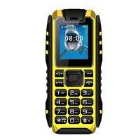 Rugged Waterproof Shockproof Dustproof Mobile Phone Power Bank Long Standby Outdoor Flashlight Big Speaker Cell Phone