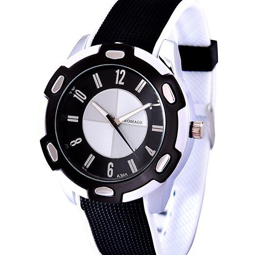 Hot Sale Fashion High Quality Silicone Watches Men Women Sports Quartz Wristwatches Relogio Feminino 8W0028 hot sales geneva brand silicone watches women ladies men fashion dress quartz wristwatches relogio feminino gv008