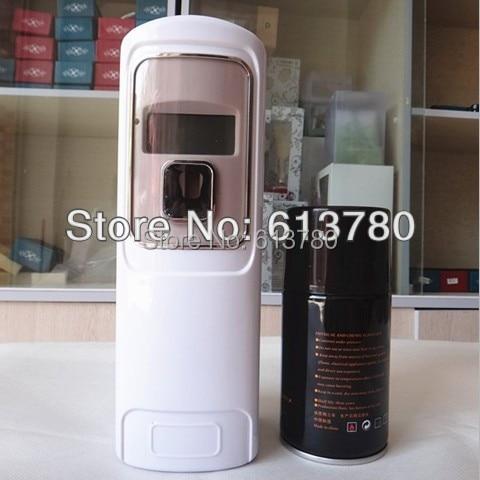 hot sale aerosol dispenser auto LCD digital air freshener air purifier  hotel bathroom toilet spray refills Odor Counteractant-in Air Fresheners  from Home ...