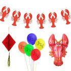 1set Crayfish Banner...