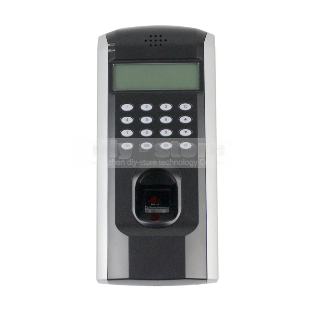 DIYSECUR Software Biometric Fingerprint Password Access