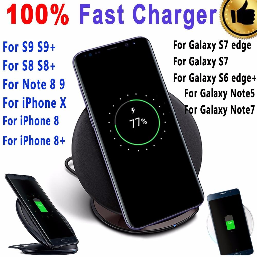 Eredeti eAmpang 10 W gyors vezeték nélküli töltő a Samsung - Mobiltelefon alkatrész és tartozékok