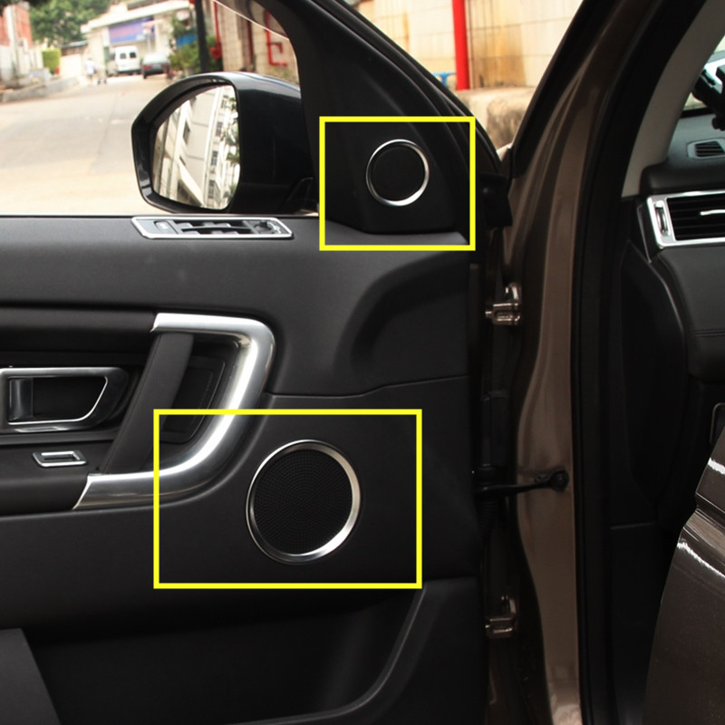 Land Rover Discovery 1 3 Door For Sale: Aliexpress.com : Buy Inner Car Door Speaker Cover Ring For