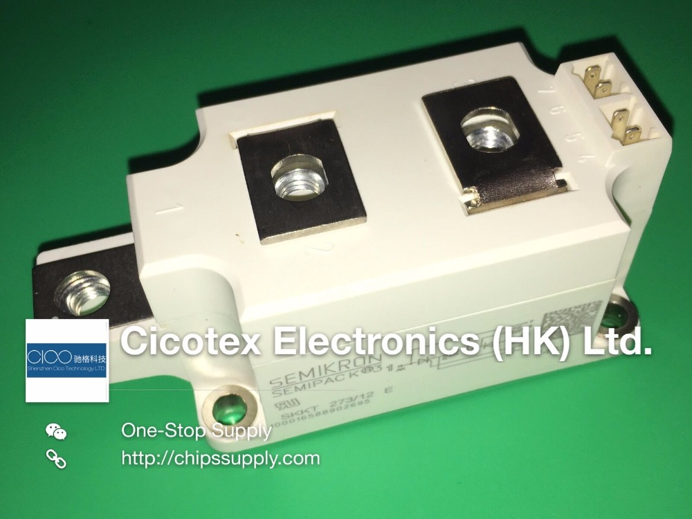 SKKT273-12E 273-12 Thyristor Diode Modules IGBT цена и фото