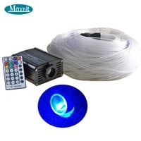 Maykit Fun Fitness Fiber Optic Sensory Toys For Children With Safe 3*0.75mm Fiber Optic Cable 16W RGB Optical Fiber LED Emitter