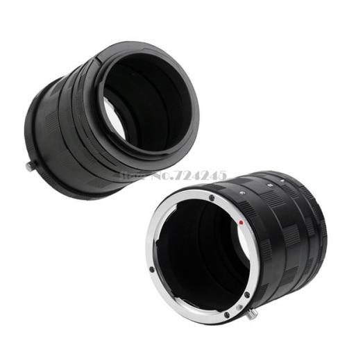 Kovinski makro podaljšek za prstan z adapterjem za CANON DSLR - Kamera in foto - Fotografija 4