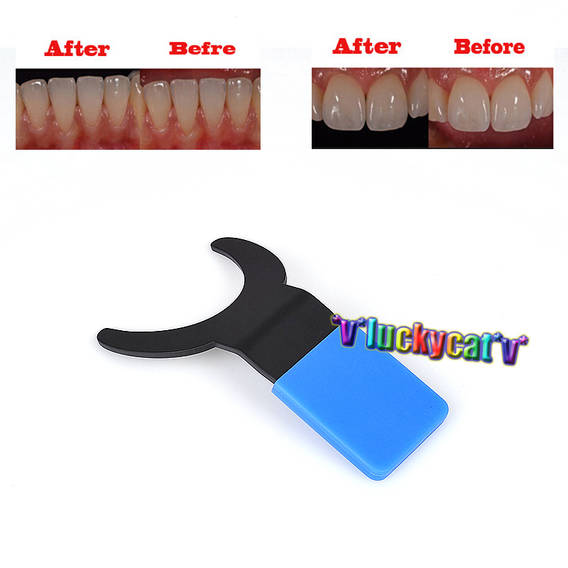 Dental Lab Contraster Silicone Oral Black Background for Dentistry 1PC ultrasonography in dentistry
