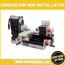 Z20002M 24W métal mini tour//24W,20000 tr/min didactique tour à métaux machine