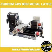 Z20002M 24W Metal mini Lathe//24W,20000rpm didactical metal lathe machine