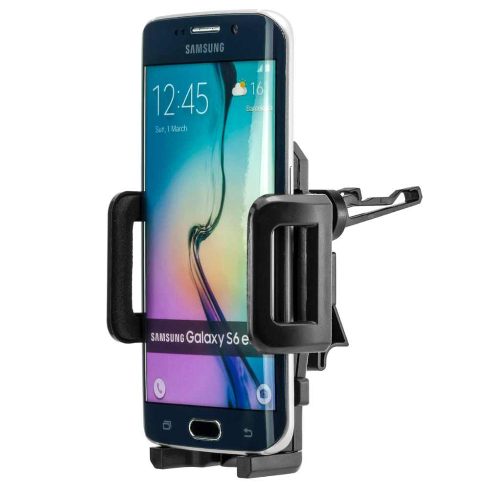 universal Air Vent Mobile Phone Car Holder For Samsung Galaxy S7 S6 Edge S5 Gps Portable Auto Cradle Mount Stand Free Shipping