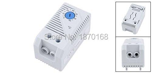 KTS011 0-60 Celsius Degree AC 110-250V 10A Degree bimetal termostat, Pengontrol suhu набор инструментов kolner kts 59