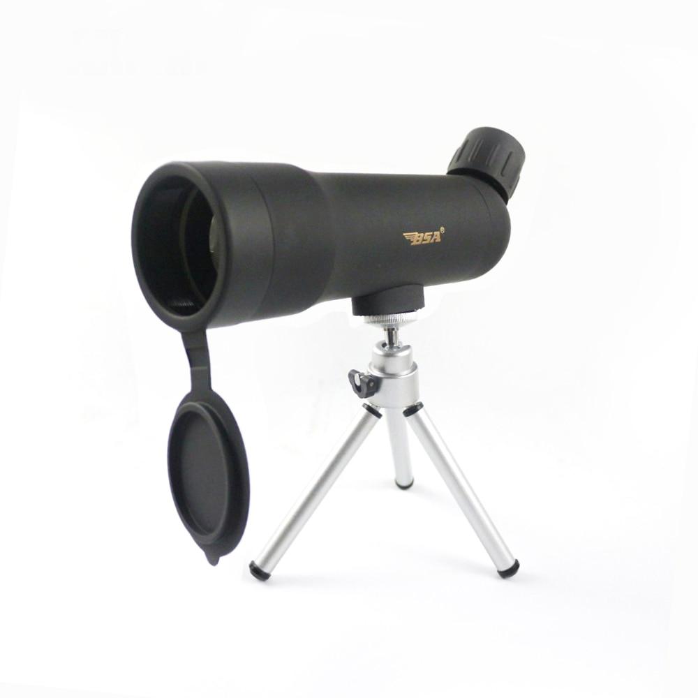 HD 20X50ポータブル単眼屋外望遠鏡ハンティングスポッティングスコープ調整可能な三脚スポーツ&レクリエーション光学